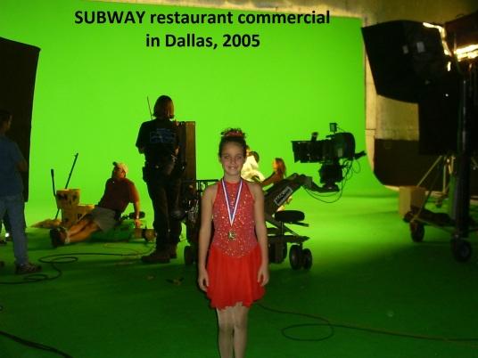 Subway-in the studio